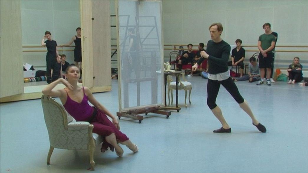 Strapless: une peinture scandaleuse inspire le London ballet