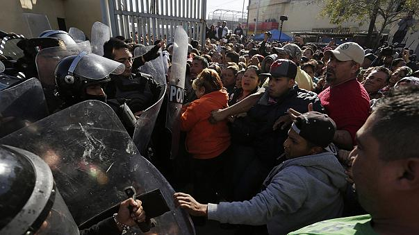 Мексика: бунт в тюрьме и бунт на воле