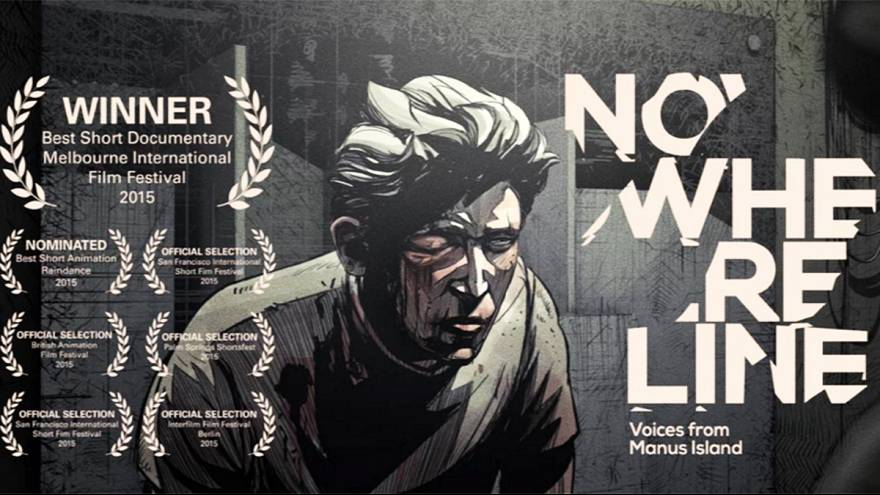 Nowhere Line: Voices from Manus Island