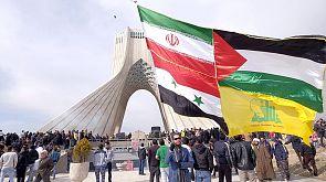Иран отмечает годовщину Исламской революции