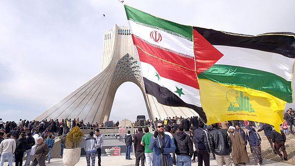 إيران : الذكرى السابعة والثلاثون للثورة الإسلامية