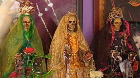 Santa-Muerte-Kult in Mexiko