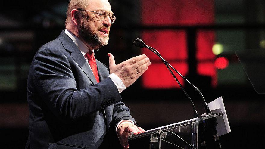 """Martin Schulz: """"Europa braucht frischen Wind"""""""