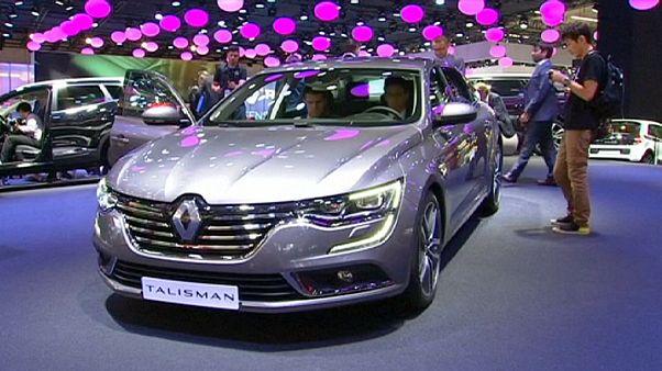Lucros da Renault sobem 49 por cento em 2015