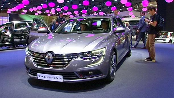 Renault 2015 profit up despite big hit from Russia car sales slump