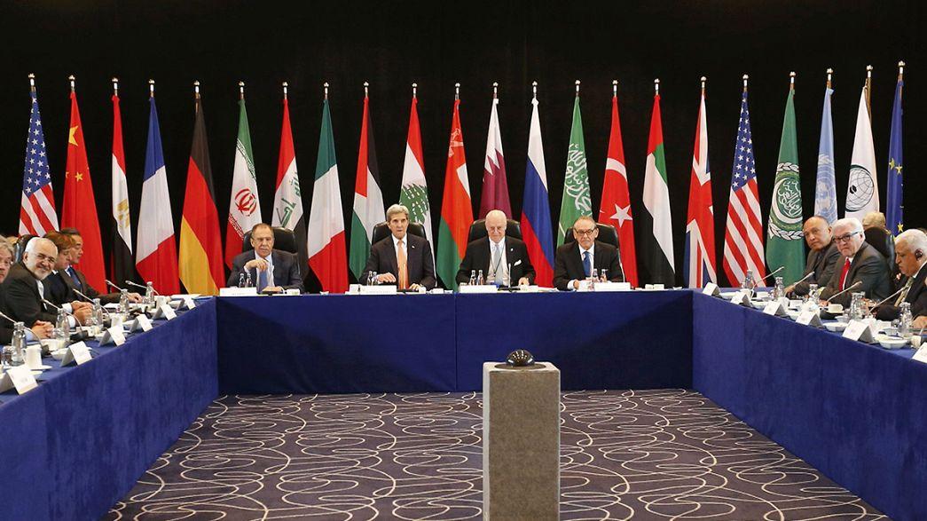 Après l'accord sur la Syrie, les espoirs d'une mise en place rapide