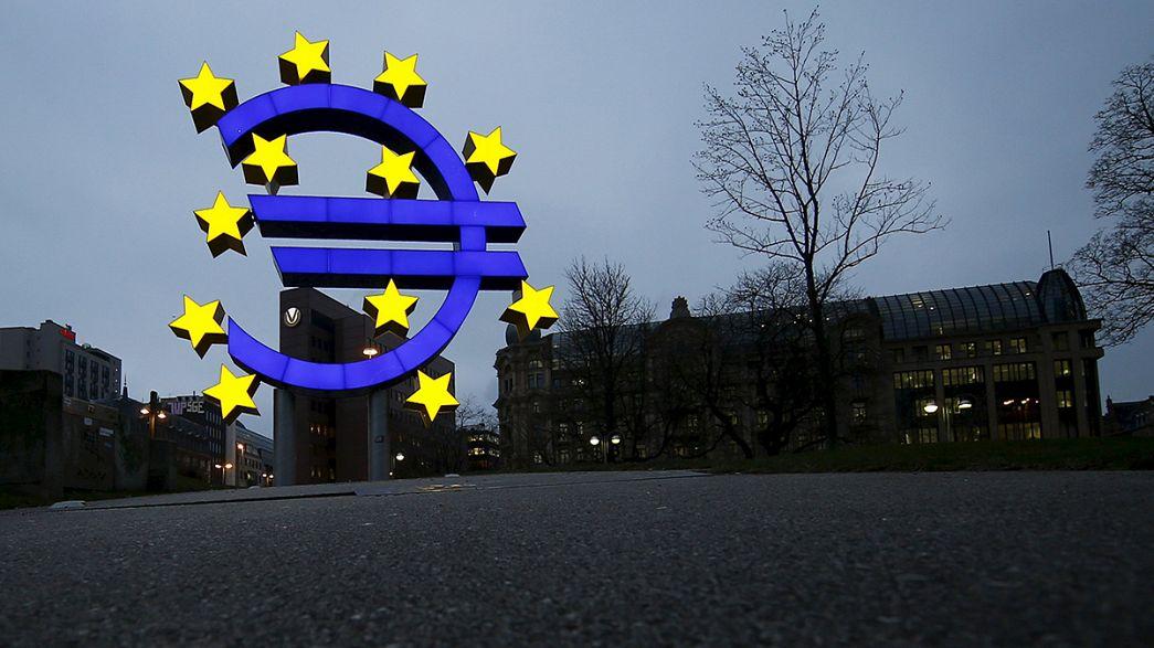 Economia de Portugal fecha 2015 a crescer abaixo da zona euro