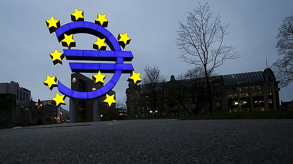 La eurozona creció un 0,3% en el cuarto trimestre y un 1,5% en el conjunto de 2015