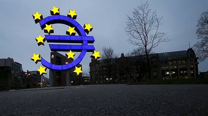 Euro-Zone steckt  maue Weltkonjunktur besser weg als die USA