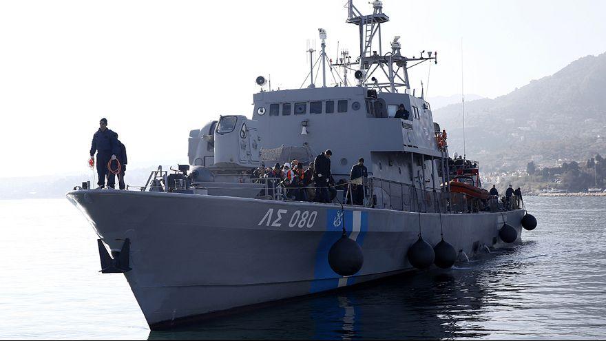 Grécia dispõe de três meses para corrigir falhas com impacto na crise migratória