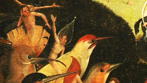 معرض للوحات جيروم بوش الزيتية في ذكرى مرور خمسة قرون على رحيله