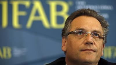 Fifa: Jerome Valcke banned for 12 years