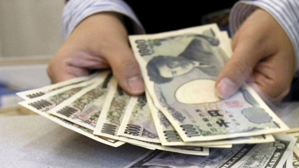 Japan: Währung steigt, Aktien fallen - was wird aus Abenomics?