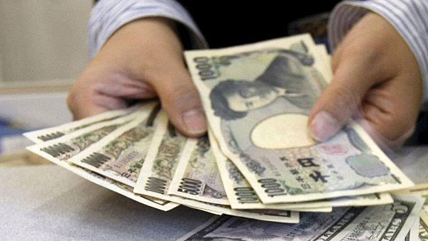 بورصة اليابان تتكبد أكبر خسارة أسبوعية منذ العام ألفين وثمانية