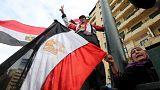 Egipto: entre la desilusión y el pesimismo en el quinto aniversario de la Revolución