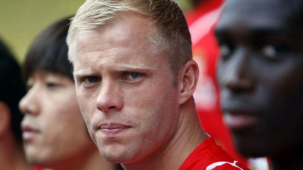 Calcio: ex Barcellona Gudjohnsen firma con il Molde, in vista di Euro 2016