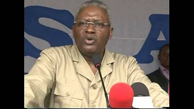 Congo: Opposition picks Tsaty-Mabiala as presidential candidate