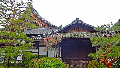 A Zen Buddhist temple experience in Kyoto