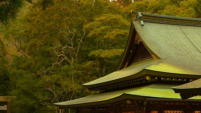 A walk around the 'spiritual home' of the Japanese