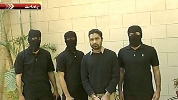 حدود صد «تروریست» در پاکستان بازداشت شدند