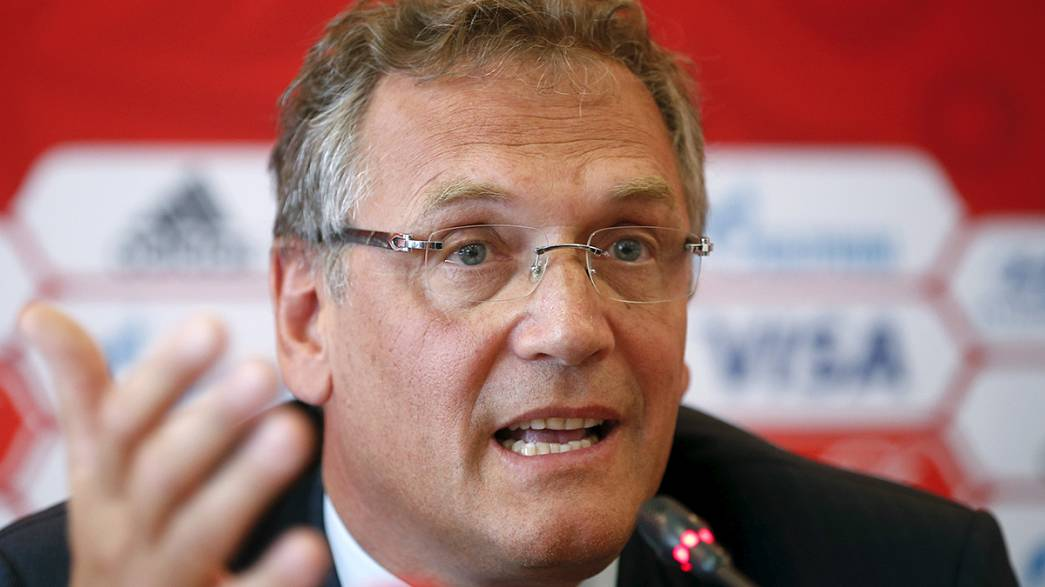 FIFA scandal: Valcke banned for 12 years