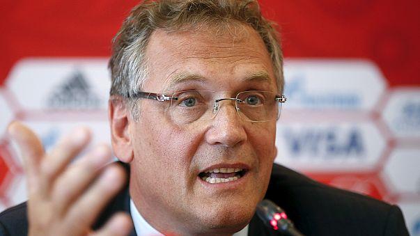 Fifa sperrt Valcke für 12 Jahre