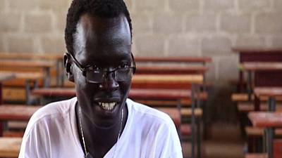 Ethiopia: South Sudanese refugee heads school for displaced