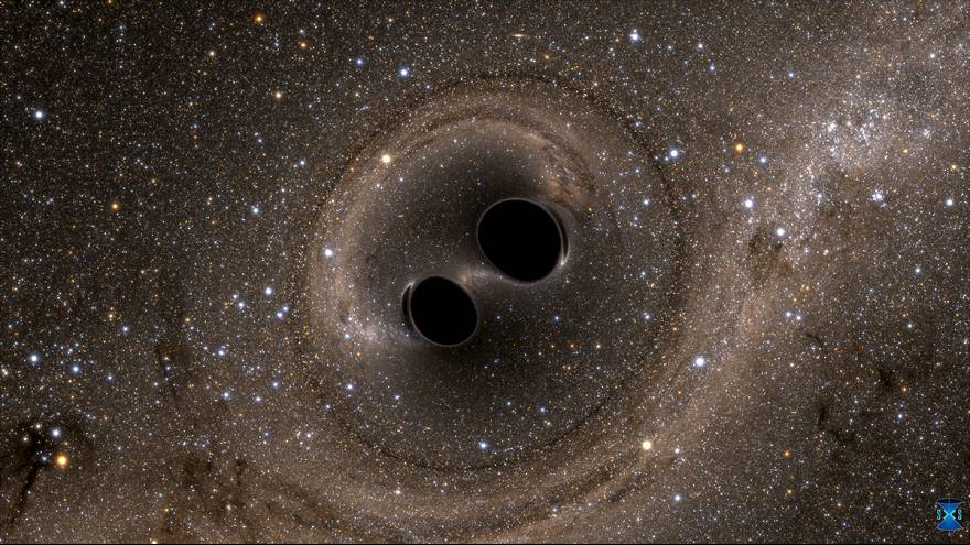 Gravitational waves offer 'a new window on the Universe'