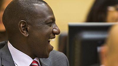 ICC dismisses witness testimony against Kenya's Deputy  President, William Ruto