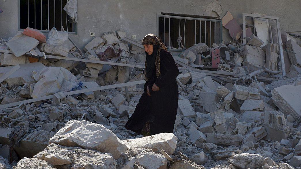 Hoffnung auf Frieden in Syrien