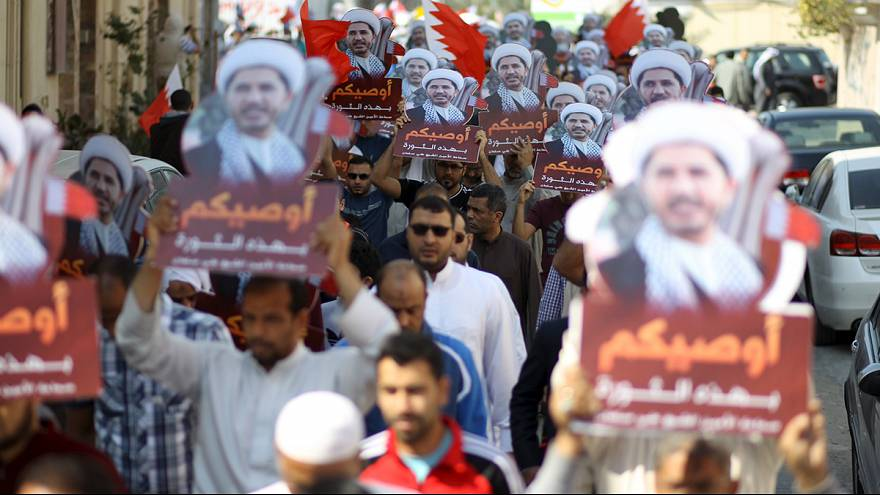 Protests in Bahrain in run up to Arab Spring anniversary