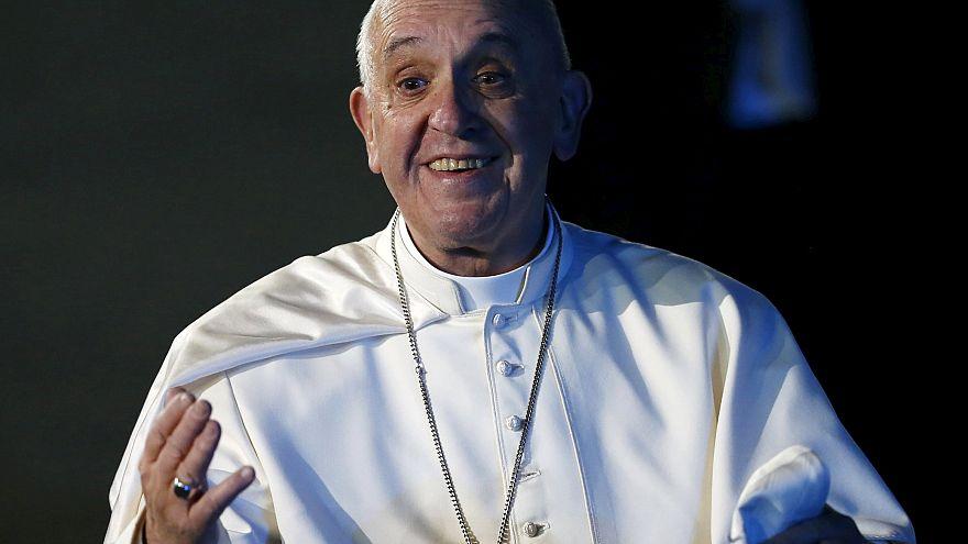 Papa Francis Meksika ziyaretine başladı