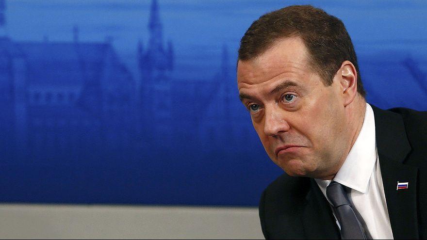 München: az orosz kormányfő szerint megint hidegháború van