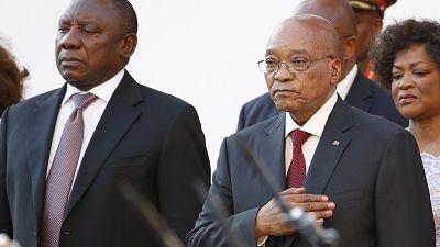 Afrique du Sud : projets nucléaires du président Zuma