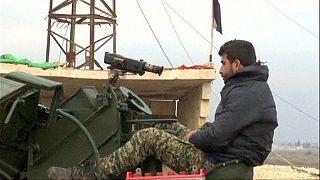 Tropas sírias em vias de cortar rota de abastecimento da rebelião