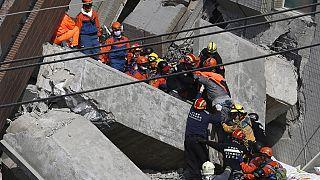 Le séisme a fait 114 morts à Taïwan