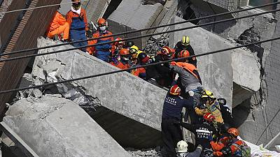 Taiwan: 116 bodies retrieved from quake rubble
