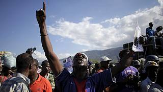 Haiti: Demonstrators furious in Port-au-Prince