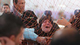 Egypt opens Gaza border