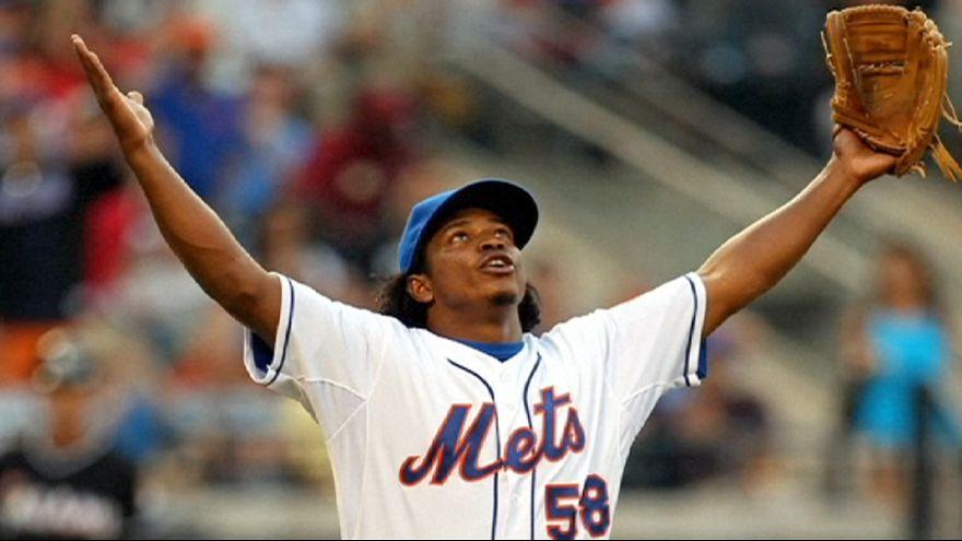 Baseball : Jenrry Mejia suspendu à vie pour dopage