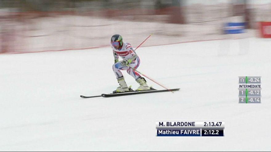 Esqui: Vitória francesa em Yuzawa Naeba