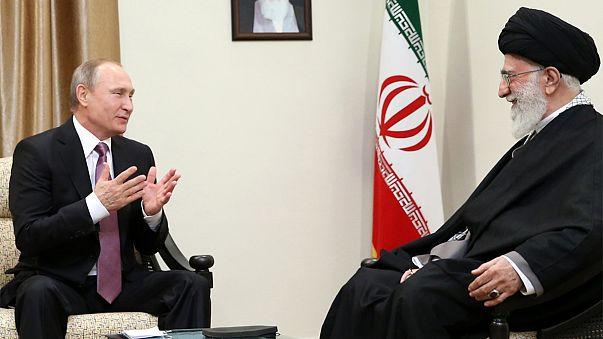 """Санкции сняты - пора делить иранский """"пирог"""""""