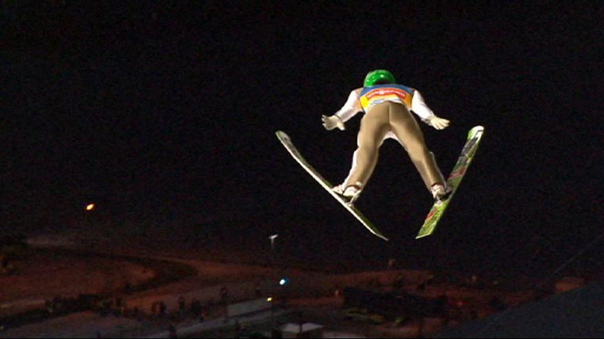 Vol à ski : Peter Prevc en patron à Vikersund