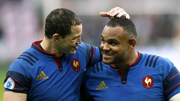 Six Nations : la France domine l'Irlande