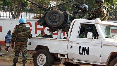The UN repatriates Burundi peacekeepers in CAR