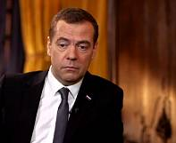 Syria would be 'chaos' if Assad ousted, says Medvedev