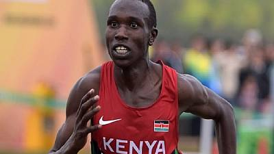 Kamworor and Aprot win National Cross Country championship
