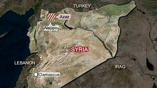 کردهای سوریه زیر آتش توپخانه ترکیه