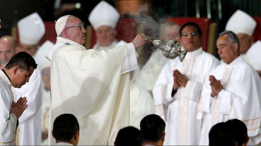 Papa Francisco envia duras mensagens às elites mexicanas
