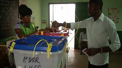 Polls open in Central African Republic